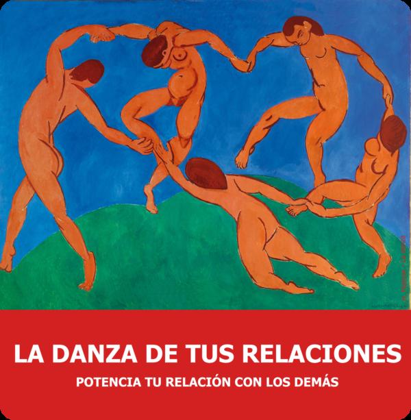 Danza Interior - La danza de tus relaciones - Danzaterapia para mejorar las relaciones interpersonales