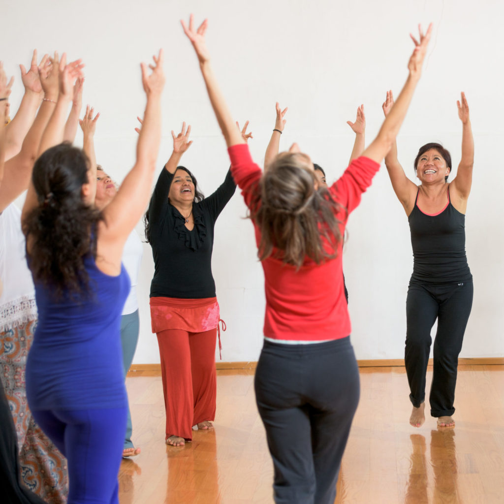 Danza Movimiento Terapia